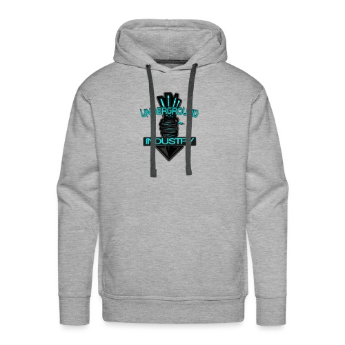 Underground Industry Merchandise - Men's Premium Hoodie