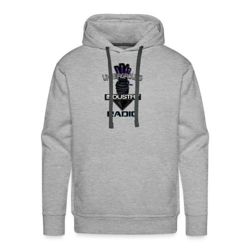 Underground Industry Radio Merchandise - Men's Premium Hoodie