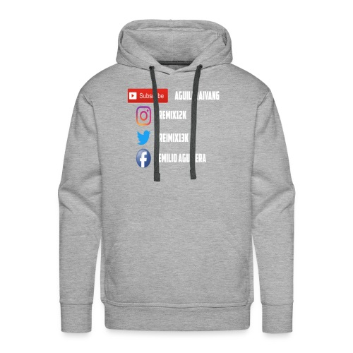 YOUTUBE DESIGN - Men's Premium Hoodie