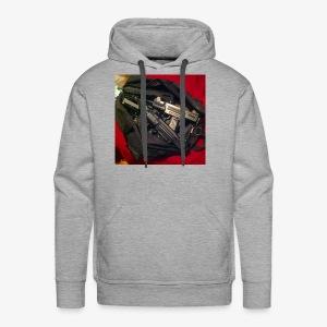 Gun Bag - Men's Premium Hoodie