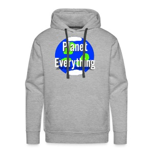 Planet Circle logo merchandise - Men's Premium Hoodie