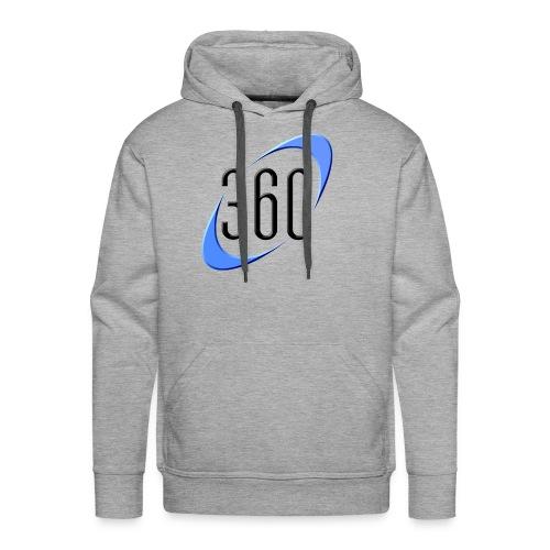 360 The Logo! - Men's Premium Hoodie