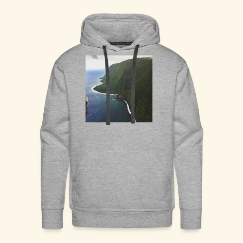 Hawaiian Beauty - Men's Premium Hoodie