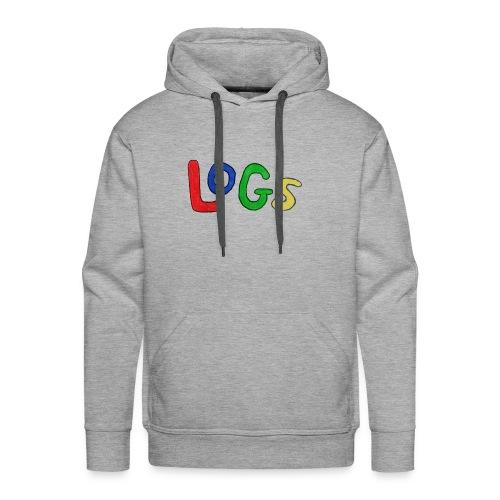 LOGS Design - Men's Premium Hoodie