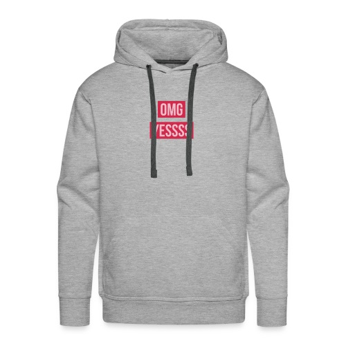 OMG YESSSS - Men's Premium Hoodie