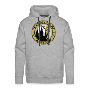 Tongan Mission - LDS Mission Classic Seal Gold - Men's Premium Hoodie