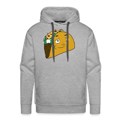 NoobieTaco Logo - Men's Premium Hoodie