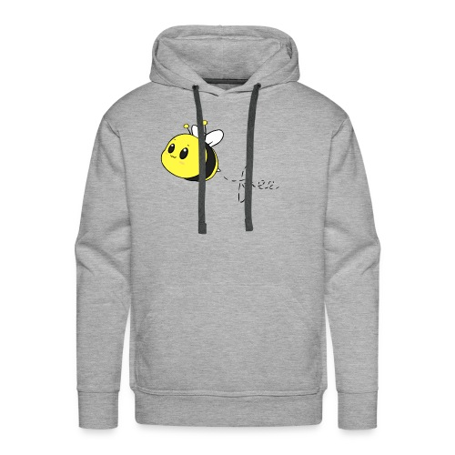 bee free - Men's Premium Hoodie