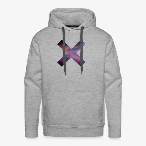 X Tumblr - Men's Premium Hoodie