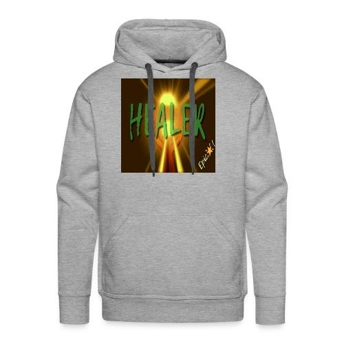 Healer - Men's Premium Hoodie