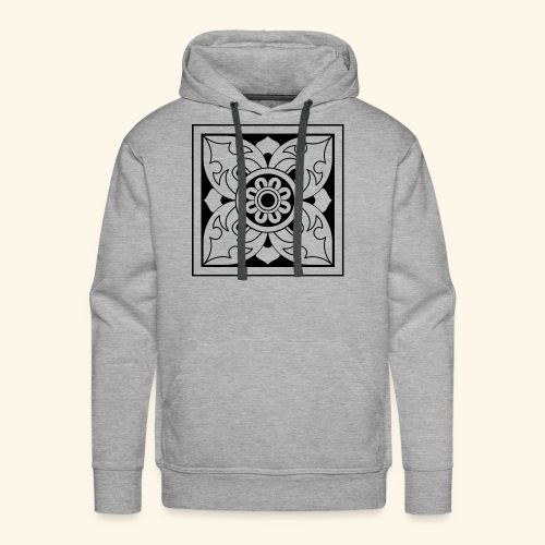 ceylon collection front 1 - Men's Premium Hoodie