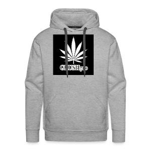 Weed Leaf Gkush710 Hoodies - Men's Premium Hoodie