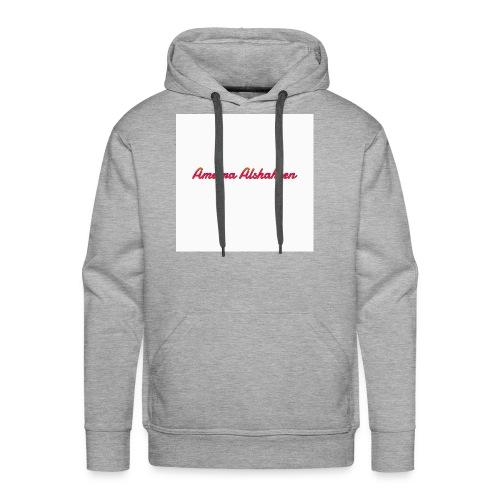 Ameera alshaheen merch - Men's Premium Hoodie