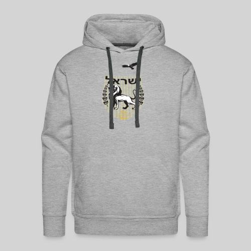 Israel 70th Anniversary Commemoration - Men's Premium Hoodie