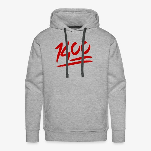1400 Merchandise - Men's Premium Hoodie
