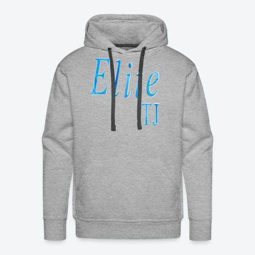 TJ ELITE LIMITED EDITION - Men's Premium Hoodie
