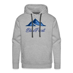 BlueFrost Merch - Men's Premium Hoodie