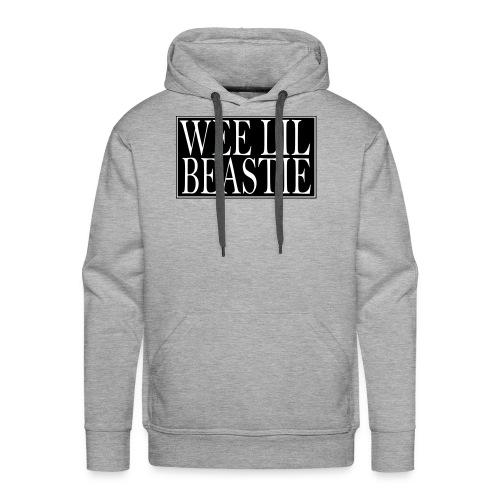 weelilbeastie - Men's Premium Hoodie