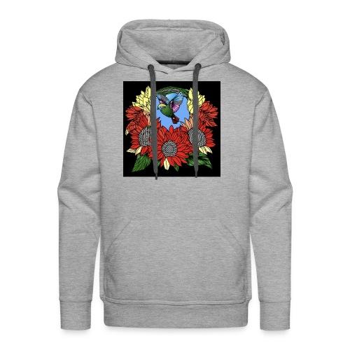 Florals - Men's Premium Hoodie