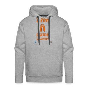 I am a game changer - Men's Premium Hoodie