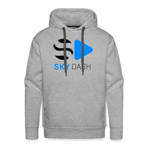 Sky Dash LOGO - Men's Premium Hoodie