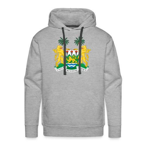 Coat of Arms SL - Men's Premium Hoodie