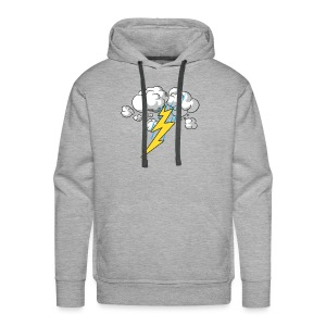 Thunder and Lightning - Men's Premium Hoodie