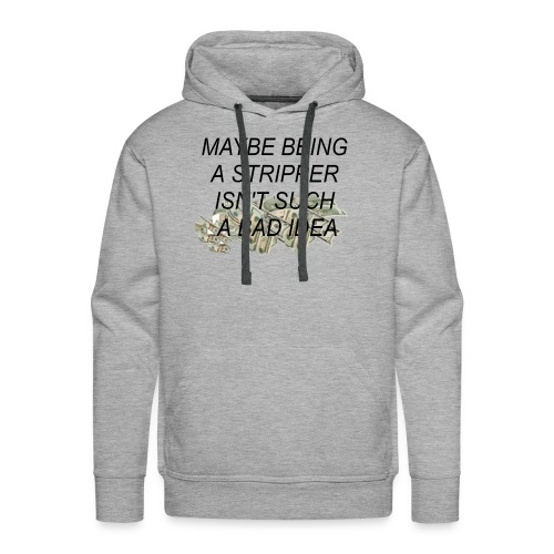 On the bright side - Men's Premium Hoodie