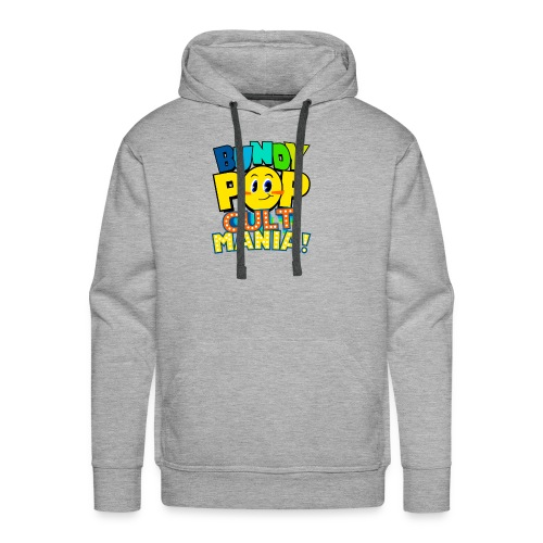 Bundy Pop Main Design - Men's Premium Hoodie