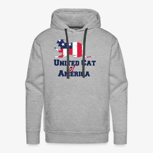United cat of america - Men's Premium Hoodie