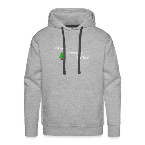 merry christmas - Men's Premium Hoodie