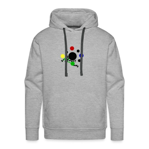 Complicated Strategy Map - Men's Premium Hoodie