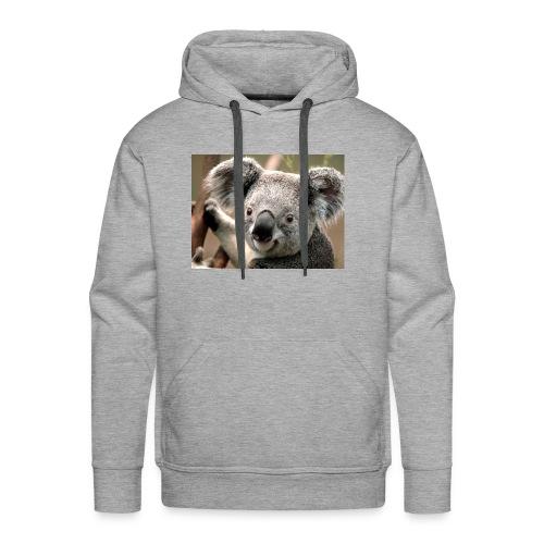 Koala case - Men's Premium Hoodie