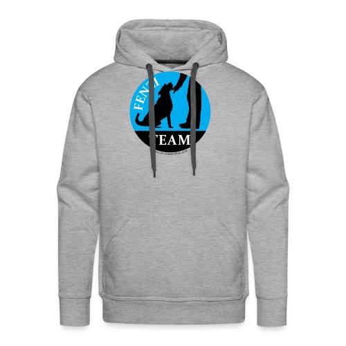 FENZITEAM Logo W - NOT FOR BLACK - Men's Premium Hoodie