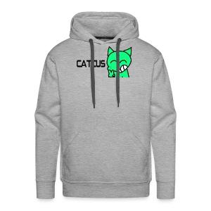 Catcus - Men's Premium Hoodie