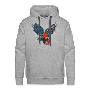 Tweeterham Official LOGO - Men's Premium Hoodie