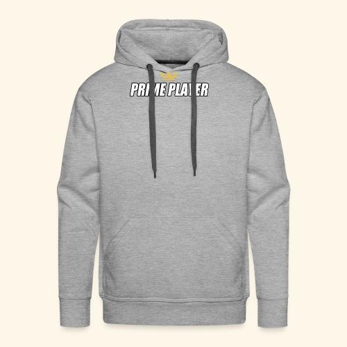 Prime player - Men's Premium Hoodie