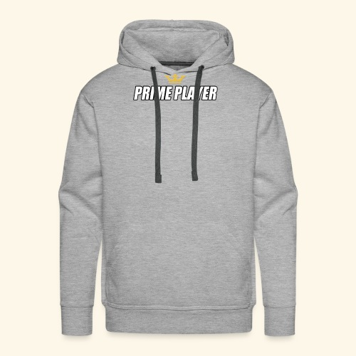 Prime player - Men's Premium Hoodie