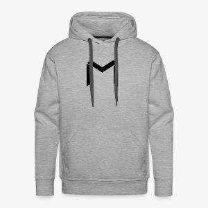 mavro logo - Men's Premium Hoodie