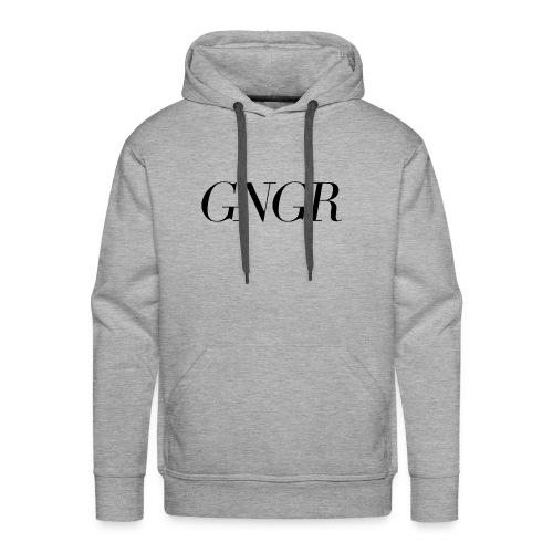 GNGR - Fashion edition - Men's Premium Hoodie