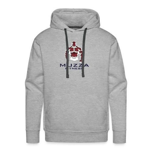 Muzza Fitness - Men's Premium Hoodie