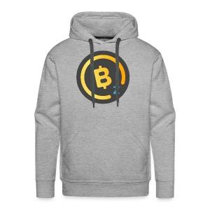 BitcoinZ Logo - Men's Premium Hoodie