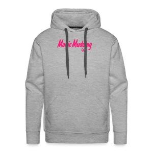 manic pink - Men's Premium Hoodie