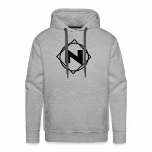 Noble - Logo - Men's Premium Hoodie