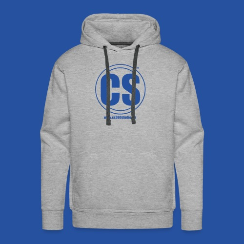 CS360Studio Logo - Men's Premium Hoodie