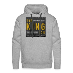 Seek The Kingdom - Men's Premium Hoodie