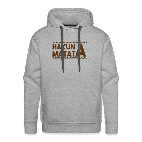 Matata 1 - Men's Premium Hoodie