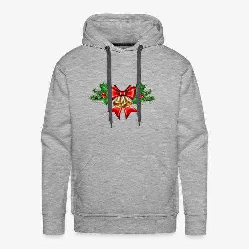 Christmas Bells Shirt - Men's Premium Hoodie