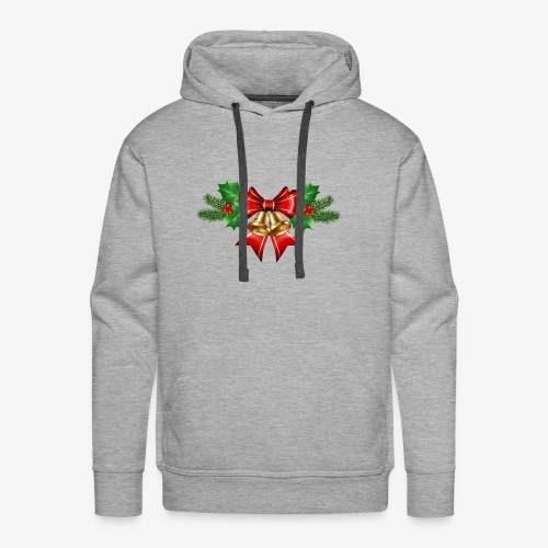 Christmas Bells Shirt - Men's Premium Hoodie