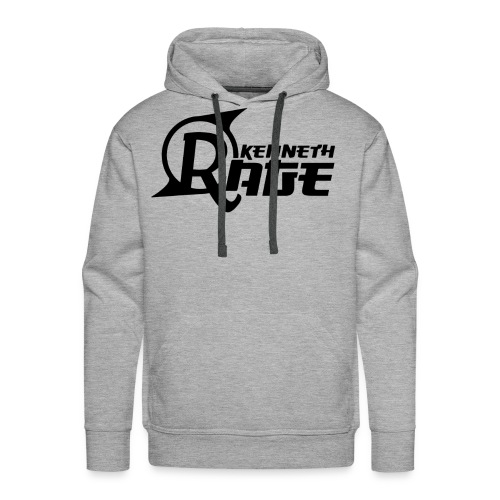 Basic Black Kenneth Rage Impression - Men's Premium Hoodie